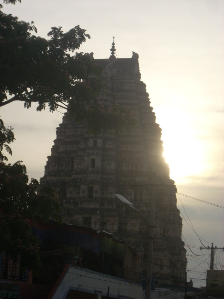 Virupaksha @ Sunset