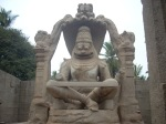 Narsimha - Carved out of One Rock