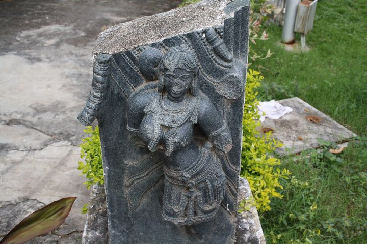 Sculpture of Sundari from the 18th century