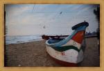 Boat @ Marina Beach