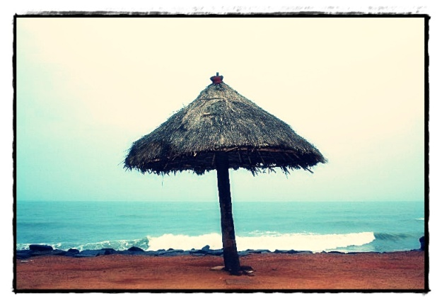 Hut @ Pondicherry Beach