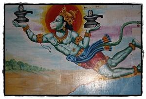 Lord Hanumana...