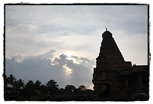 Temple @ Sunset