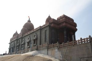 Vivekananda Memorial Rock