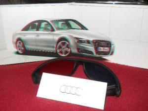 Custom made Audi Glasses