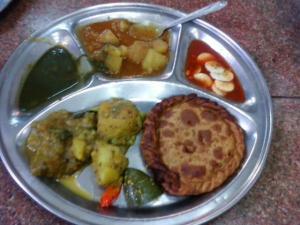 The most delicious 'Rabri Paratha'