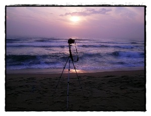 The Marina Beach, Chennai