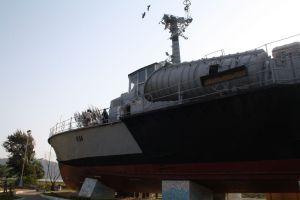 Warship Museum in Karwar