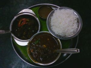 Chettinad Food at Apache