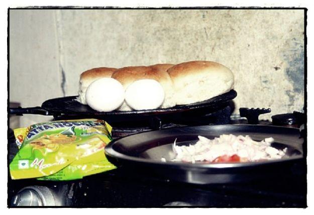 Pre-Breakfast (Staging)