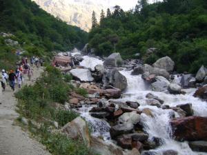 Govindghat to Ghangaria Ghat