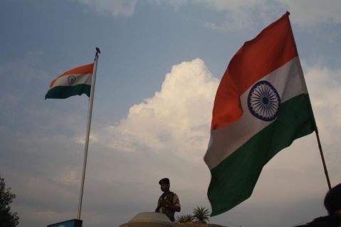The Indian Tricolour Soars High!