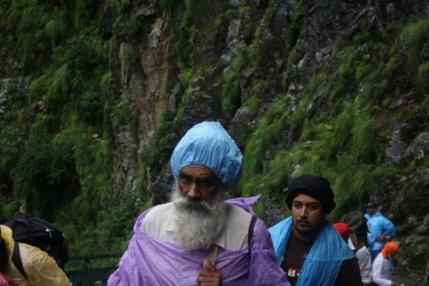 Treading their path in faith towards their Waheguru