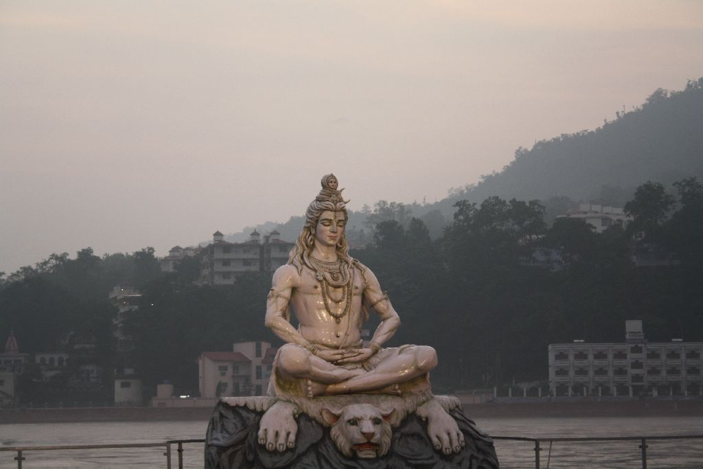 Magical Rishikesh     Uttarakhand ChroniclesUttarakhand Shiva Statue Now