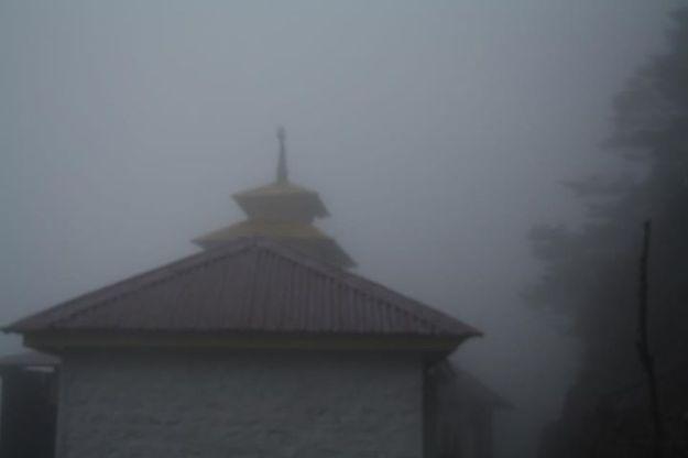 Buddhist Monastery in Sandakphu