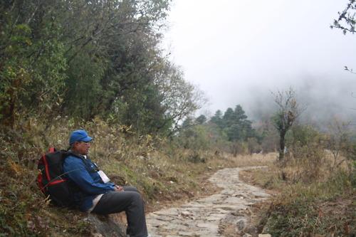 Trekking Leader
