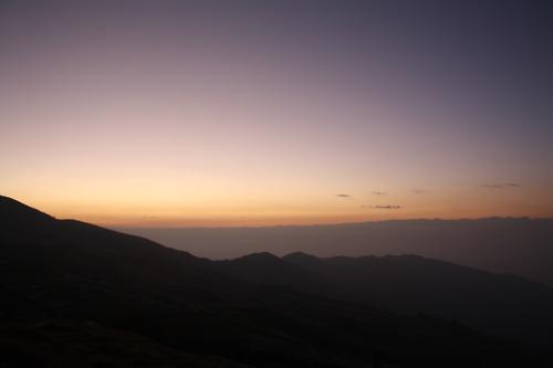 Sunrise at 5.30 AM