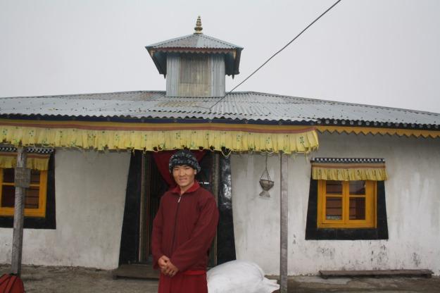 Shange Norbu from Jaobari Monastery