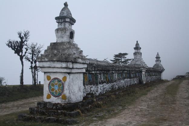 Leaving Kalapokhri