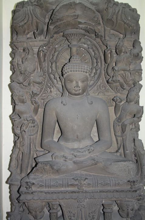 Mahavira Statue from early 10th Century