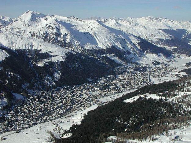 Switzerland, Davos