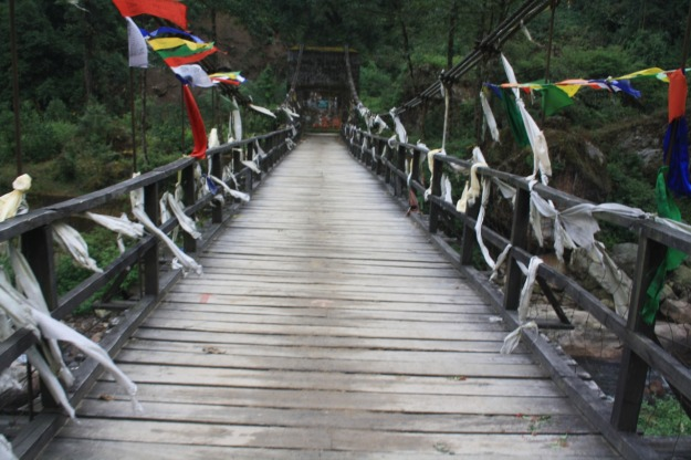 Bridge over Srikhola River
