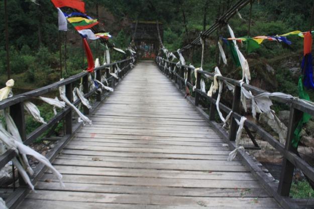 Bridge over Srikhola River
