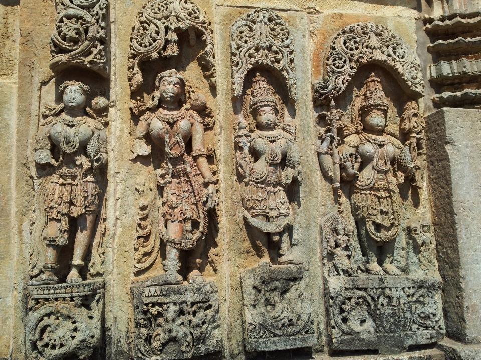 Belur, Halebeedu, Halebeid, Karnataka, Temple, Hoysala, Hoysaleshwar, Architecture