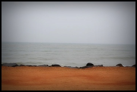 Auroville Beach, Matri Mandir, Pondicherry, Auroville