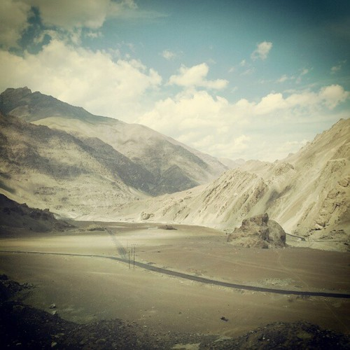 Scenic Landscapes of Ladakh