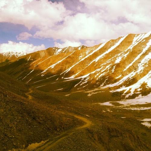 Scenic Nubra Landscape