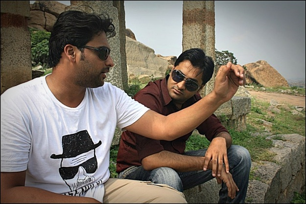 In conversation with Uday