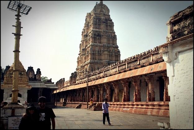 Inside Virupaksha
