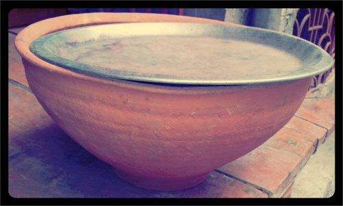 A potful of Lassi