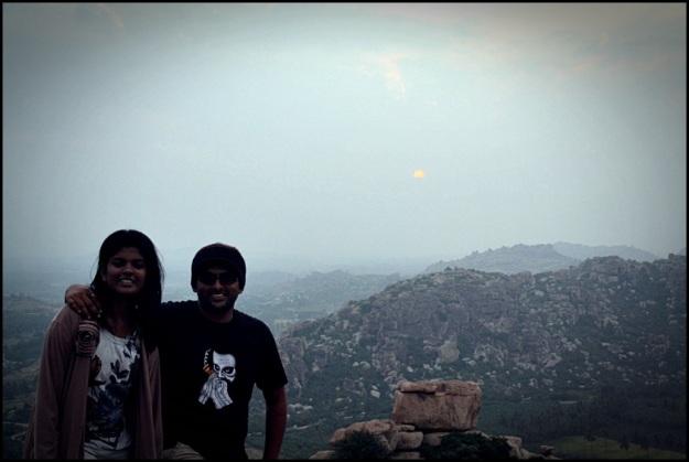 On top of Anjaeya...