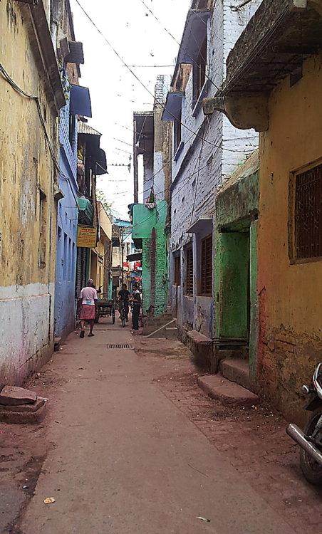 Streets of Gaya