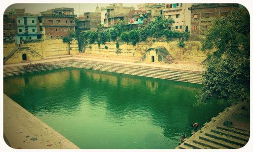 Surya Kund in Gaya