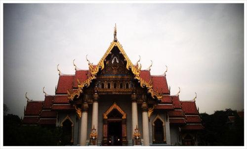 Thai Monastery in Bodh Gaya