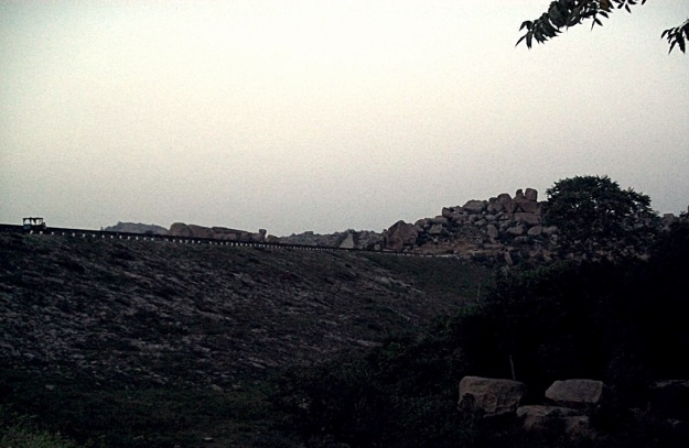View of Hampi