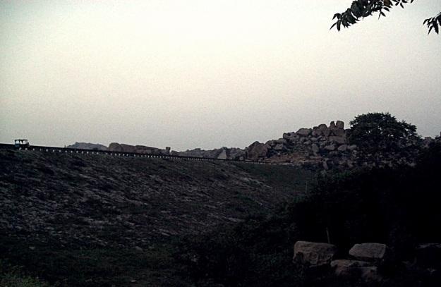 View of Hampi