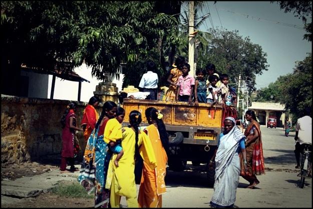 Villagers of Anegundi