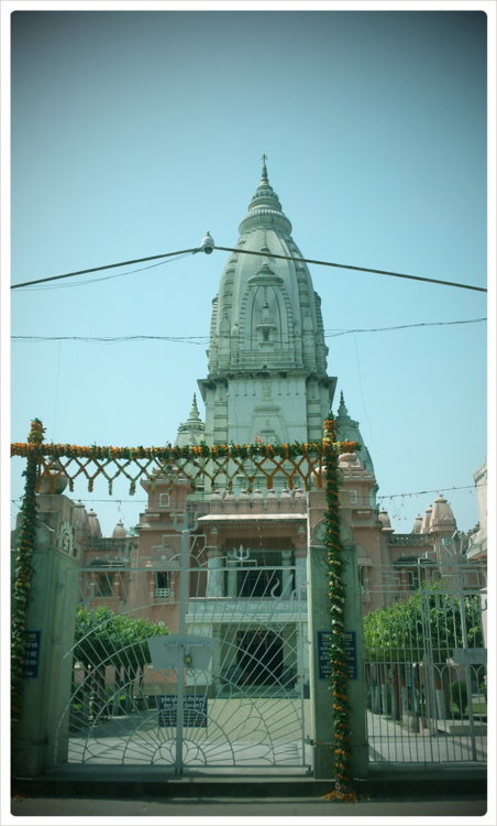 Vishwanath Temple in BHU