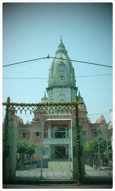 Vishwanath Temple in BHU