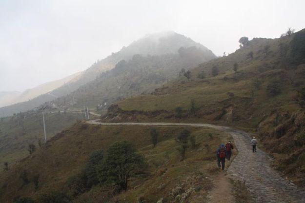 Nepal, Kalapokhri, Sandakphu, Darjeeling, HImalayas