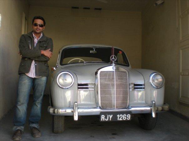 Vintage Car Mueseum: Udaipur