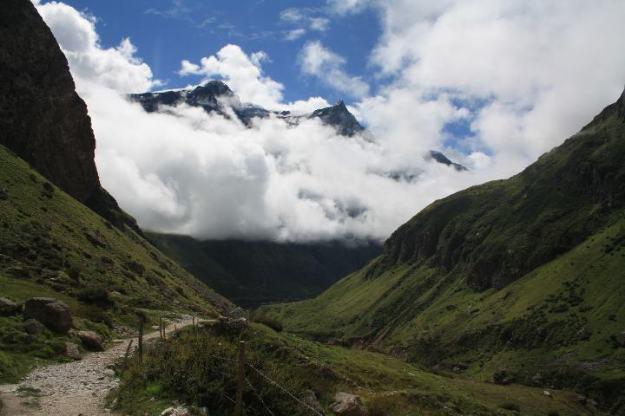 Uttarakhand, Badrinath, Mana, Himalayas, Vasudhara falls
