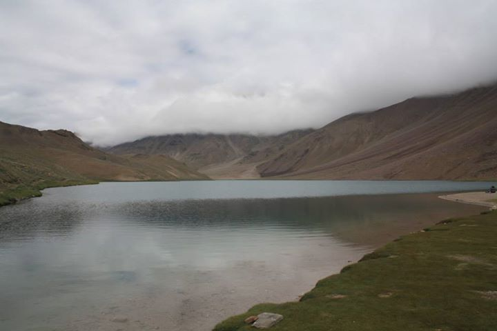 Chandertaal Lake - The most amazing view in Spiti