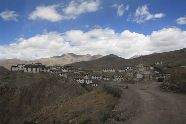Spiti, Ki-Kibber, Spiti Valley, North India