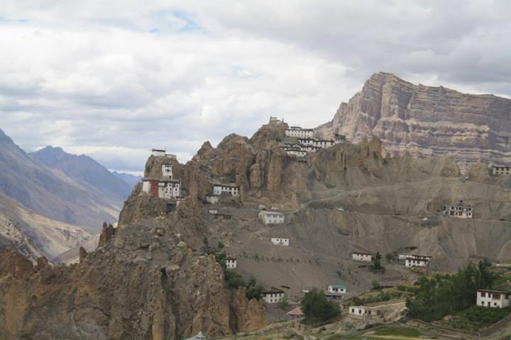 Dhanskar Monastery