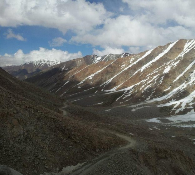 Himalayas, Ladakh, Mountains, Snow